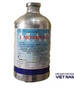 Thuốc diệt Côn trùng Chai Nhôm - Permethrin 50EC (1Lít) - (Hàng của ANH QUỐC) Hockley Anh Quốc